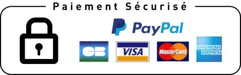 paiement-securise-CB- Visa-mastercard-paypal-amex
